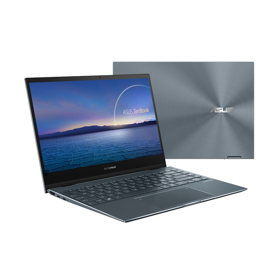 ZenBook Flip 13_UX363_Product photo_2G_Pine Grey_13