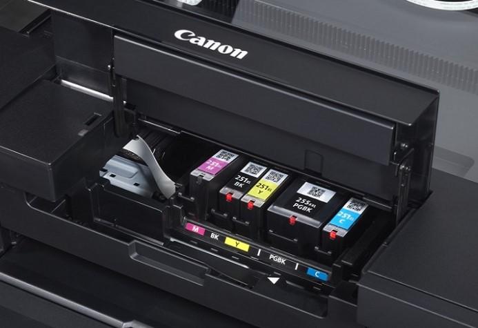 Cara Mengganti Tinta di Printer Canon